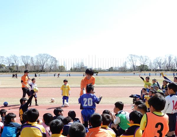 J-POWER少年サッカー大会5