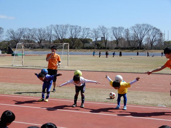 J-POWER少年サッカー大会4