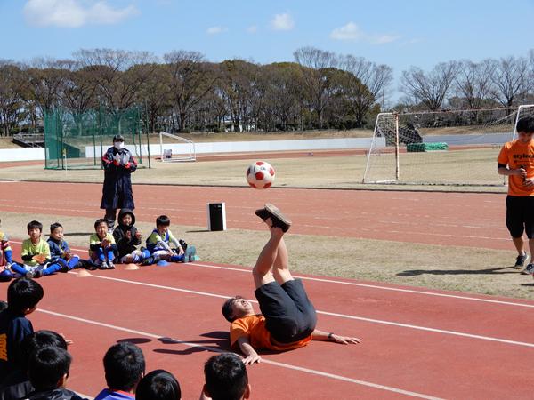 J-POWER少年サッカー大会2