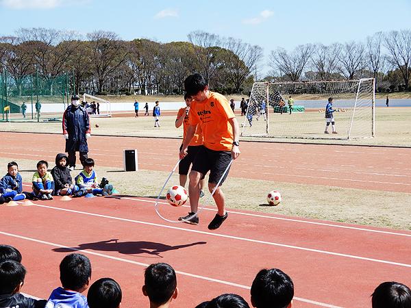 J-POWER少年サッカー大会