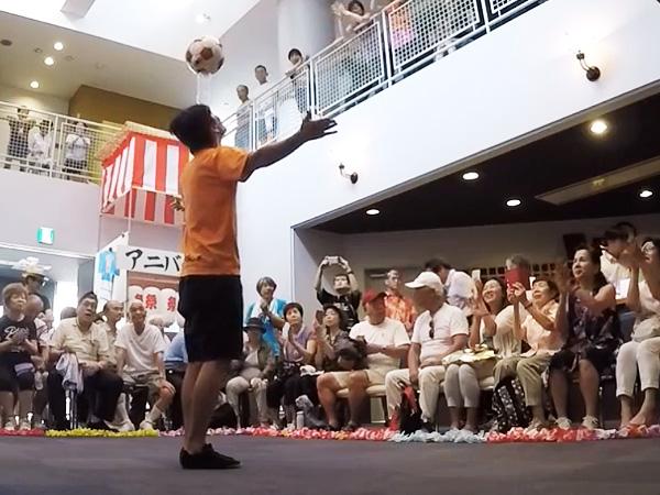 スポーツジム ヴィムスポーツアベニュウ30周年イベント3
