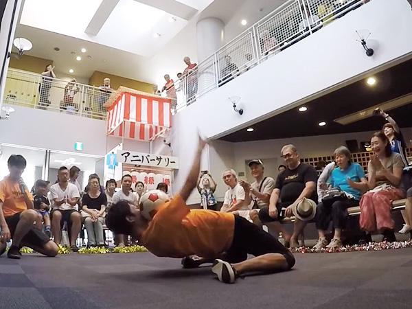 スポーツジム ヴィムスポーツアベニュウ30周年イベント2