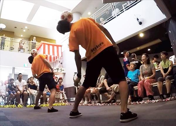 スポーツジム ヴィムスポーツアベニュウ30周年イベント