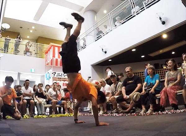 スポーツジム ヴィムスポーツアベニュウ30周年イベント8