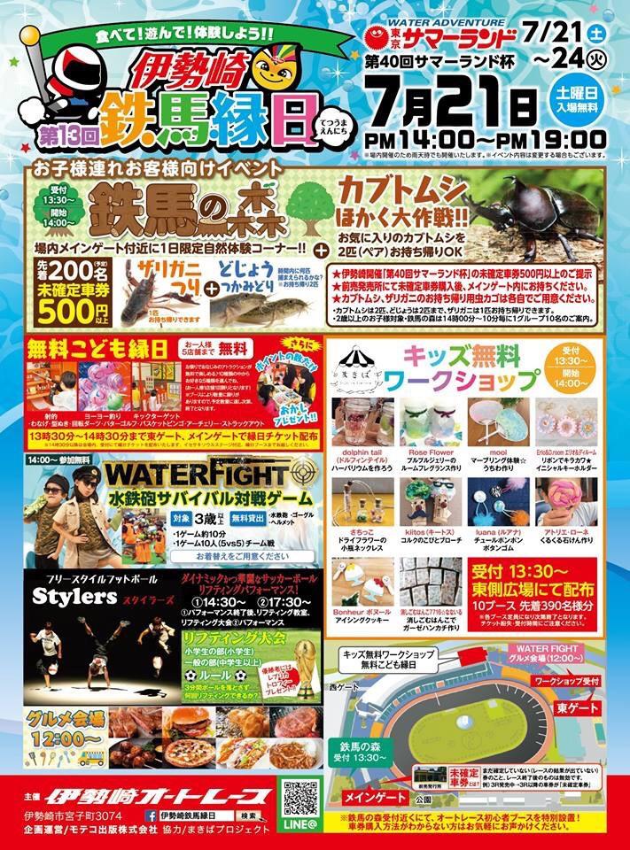 伊勢崎鉄馬縁日 フリースタイルフットボール1