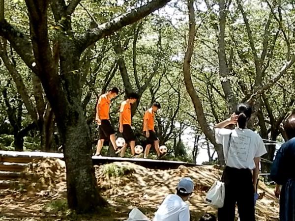 鹿島城山公園 エキサイト'21「しろやまフェス1st」3